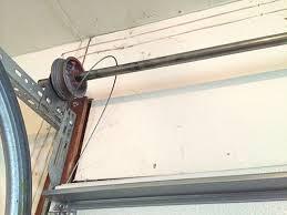 Garage Door Cables Repair Norwood
